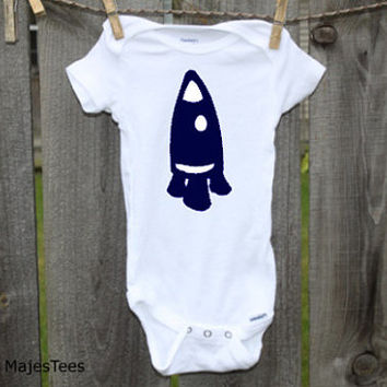 Rocket Onesuits®, Space Ship, Astronaut, Space Baby Shower