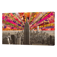 Blooming NY by Bianca Green (Canvas)