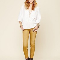 Free People Lightweight Stretch Ankle Skinny