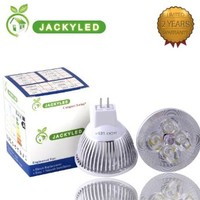 JACKYLED LED Mr16 Spotlight 12V 4W (340 Lumen - 50 Watt Equivalent) 3000k Warm white 90 Degree Beam Angle 3000K the bulbs can work with AC 12V and DC 12V , if you want to have dimmable function , please use DC 12V transformer Driver for dimmer . then the b