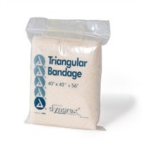 Medi-First Triangle Bandage with Pins