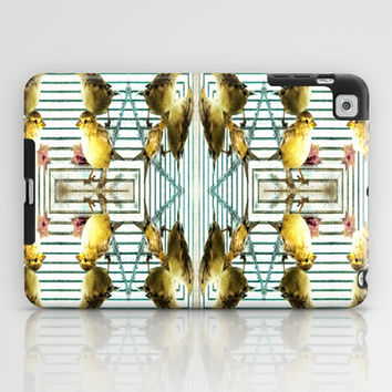 Birds Of A Feather iPad Case by Louisa Catharine Forsyth