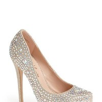Lauren Lorraine 'Vanna-2' Platform Stiletto Pump (Women)