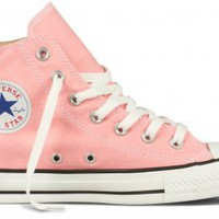 PAT MENZIES SHOES - CONVERSE, Chuck Taylor All Star Hi - Canvas - Quartz Pink