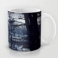 Reflective Thoughts In Parco Sempione Mug by Louisa Catharine Forsyth #society6