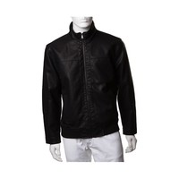 Mens Quilted Pattern Jacket