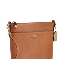 COACH Leather Crossbody Bag | Nordstrom