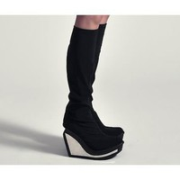 Jeffrey Campbell Solestruck in Black at Solestruck.com