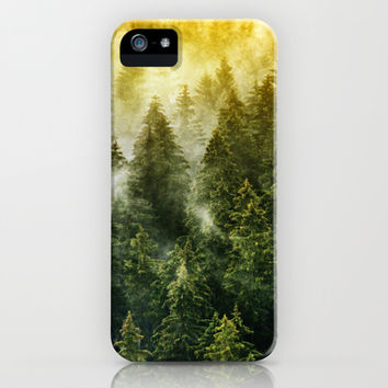 Don't Wake Me Up iPhone & iPod Case by Tordis Kayma