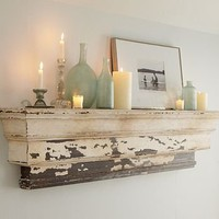 Decorative Ledge | Pottery Barn