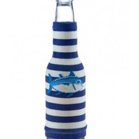 COLLECTIBLE STRIPE SKIPJACK BOTTLE SOCK