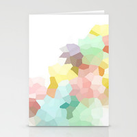Pastel Dreams Stationery Cards by 2sweet4words Designs