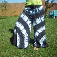 Bali Wrap pants Deep Sea
