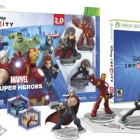 Disney INFINITY: Marvel Super Heroes (2.0 Edition) Starter Pack - Xbox 360