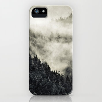 In My Other World // Old School Retro Edit iPhone & iPod Case by Tordis Kayma