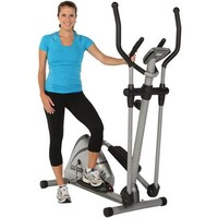 Exerpeutic 1000XL High Capacity Magnetic Elliptical with Pulse - Walmart.com