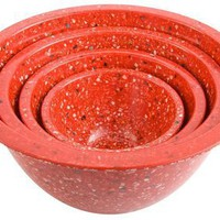 Zak! Designs Confetti Mixing Bowls (Set of 4)