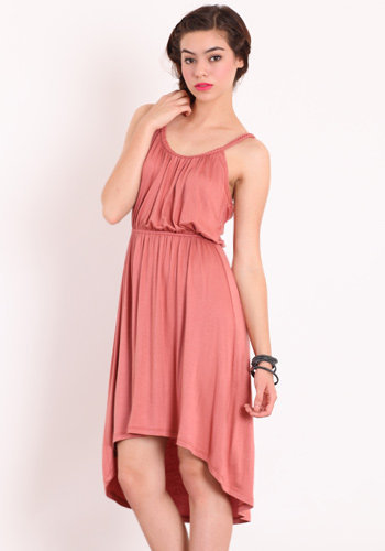 City Chains Asymmetrical Dress - $36.00 : ThreadSence.com, Your Spot For Indie Clothing  Indie Urban Culture