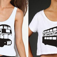 One Direction Double Decker Bus Shirt