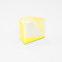 Totokaelo - Phillip Low Yellow / Fluorescent Yellow Sculpture No. 19 - $660.00