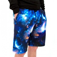 Imaginary Foundation Cosmic Sweat Shorts - Sweat Shorts - Store