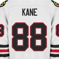 Reebok Men's Chicago Blackhawks Patrick Kane #88 Premier Replica Away Jersey - Dick's Sporting Goods