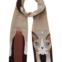Yumi Cats A Perfect Cat-ch Scarf