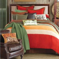 Forest Creek Bed Set - King