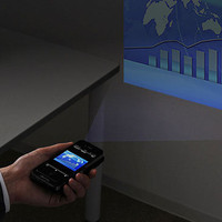 Sanwa PRJ016 iPhone 4 Micro Projector
