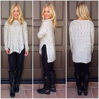 It's Cold Outside Knit Sweater