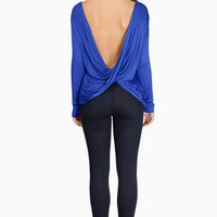 Feeling Twisted Top $29