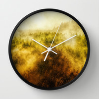 Recently Wall Clock by Tordis Kayma