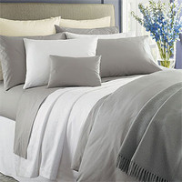 Sferra Simply Celeste 100% Egyptian Cotton Bedding | Pioneer Linens