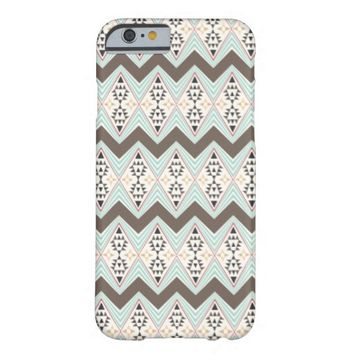 Aztec Navajo Tribal Pattern iPhone 6 Case
