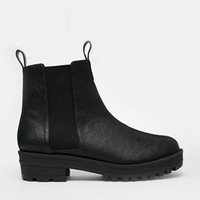 ASOS ARREST ME Chunky Chelsea Boots at asos.com