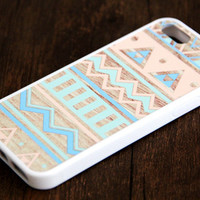 Ethnic iPhone 6 Plus iPhone 6 iPhone 5S iPhone 5C iPhone 5 iPhone 4S/4 Rubber Case