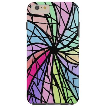 Shattered by Serena Abstract iPhone 6 Plus Case