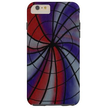 Shattered II by Serena Abstract iPhone 6 Plus Case