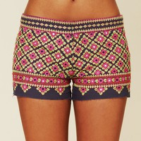 Free People FP ONE Ipanema Embellished Short