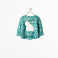 - Cardigans and Sweaters - Baby girl (3 months - 3 years) - KIDS   ZARA United States