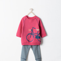 Bicycle two-piece set