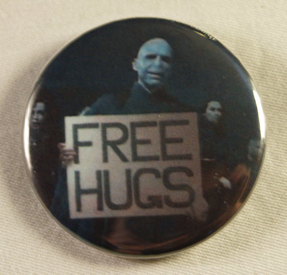 Harry Potter 1.5&quot; Button - Voldemort