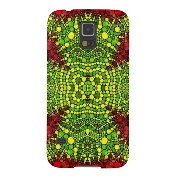 Bling Abstract Pattern Samsung galaxy5 Case