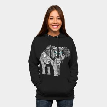 One Tribal Elephant by pomgraphicdesign