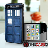 Dr Who Tardis iPhone 4s and iPhone 4 Case, Cover