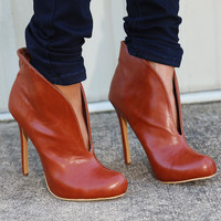 They Call Me Crazy Heels: Clay