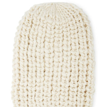 FOREVER 21 Chunky Knit Beanie