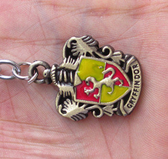 Harry Potter gryffindor Locket keychain------SALE