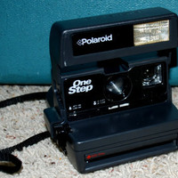 Polaroid One Step Intant  Vintage Camera