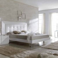 Composition 21 Platform Bed by ESF Furniture - Opulentitems.com